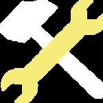 Gert Fikst Het hamer icon